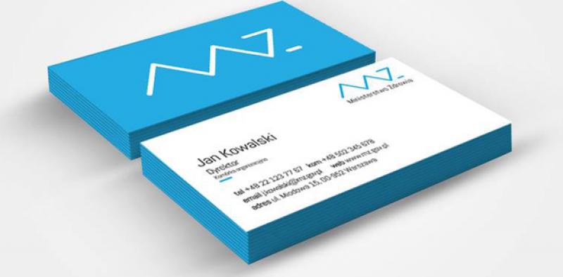 Oto nowe logo resortu zdrowia za 30 tys. zł