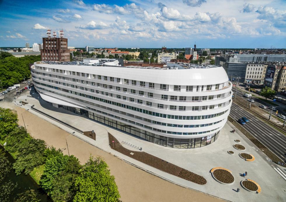 Eiffage: dwie nagrody wkonkursie Dolnośląska Budowa Roku