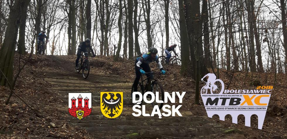 Międzynarodowy wyścig kolarstwa XC – Dolnośląskie Otwarcie Sezonu Cross Country 2018 wBolesławcu