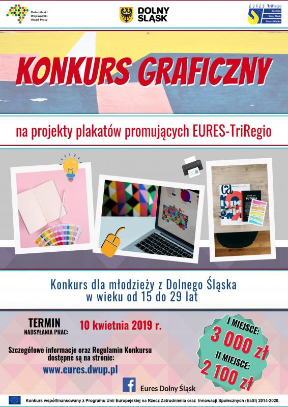 Konkurs dla młodych grafików zatrakcyjnymi nagrodami