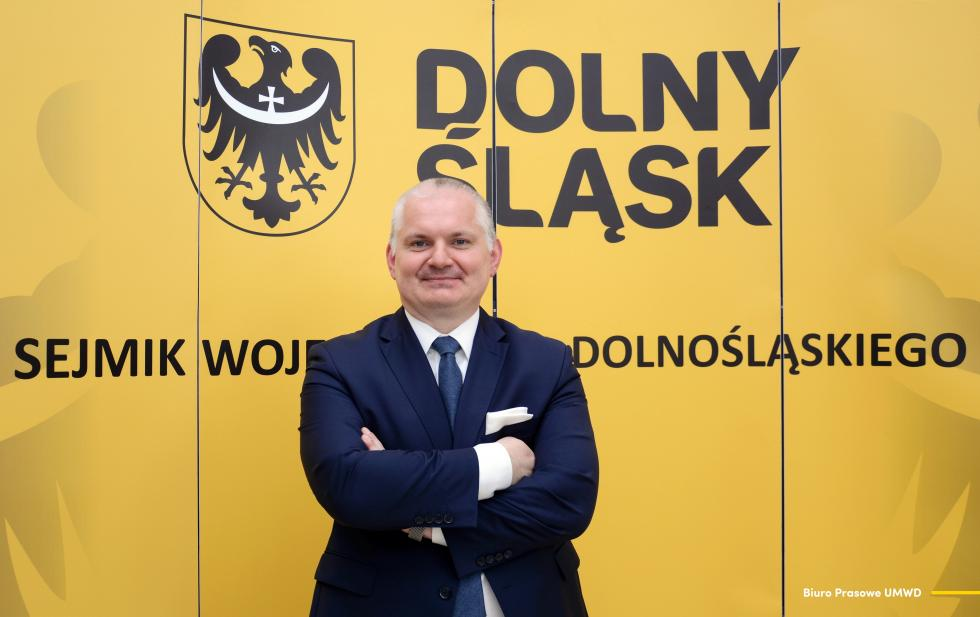 Paweł Wybierała członkiem Zarządu Województwa Dolnośląskiego
