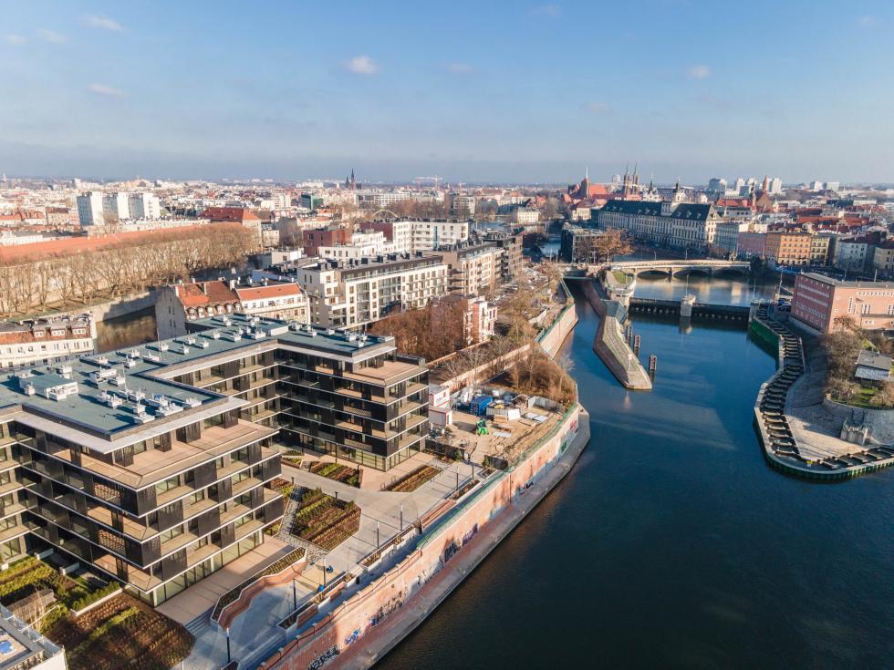 Wrocławski apartamentowiec laureatem prestiżowej nagrody